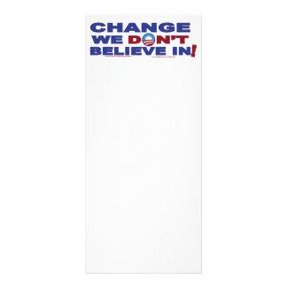 Change-we-don't-believe-in Rack Card