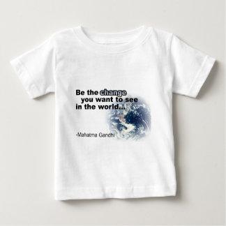 change white baby T-Shirt