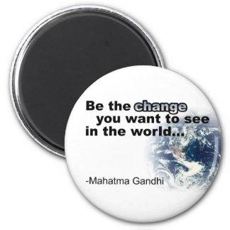 change white magnet