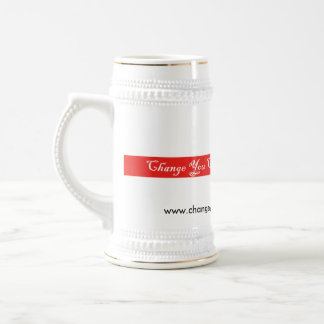Change You Can Party For Mug