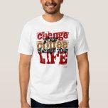 Change Your Coffee Shirts