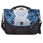 Change your thoughts  --Laptop Bag