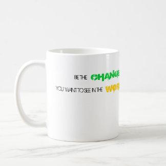 Change Yourself Mug