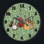 """CHANGEABLE BACKGROUND COLOR MUSIC NOTES LARGE CLOCK<br><div class=""""desc"""">CHANGEABLE BACKGROUND COLOR MUSIC NOTES--CHANGE BACKGROUND TO ANY COLOR---CHECK MY OTHER CHANGABLE COLOR DESIGNS</div>"""