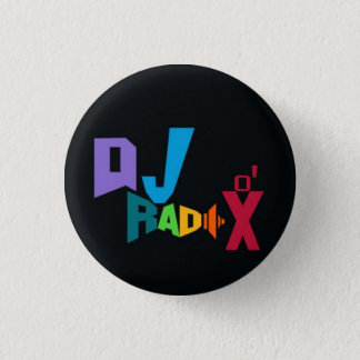Changeling costuming button - Radix small