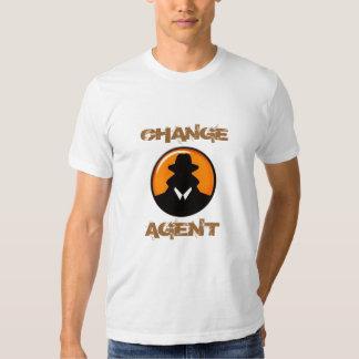 Changent, CHANGE, AGENT T Shirt