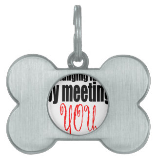 changing fate meeting you flirting technique prom pet tag