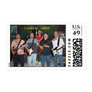 Changing Lanes Band Postage