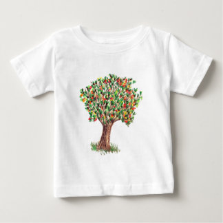 Changing of the Colors Baby T-Shirt