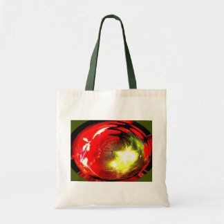 Changing planet earth tote bag