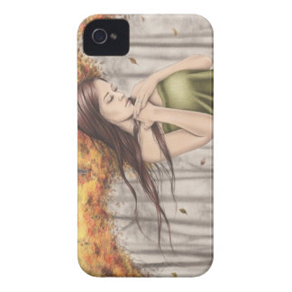 Changing Seasons Autumn iPhone 4/4s Case Cover