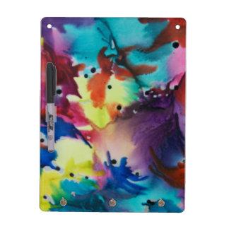 Changing Seasons Dry Erase Board