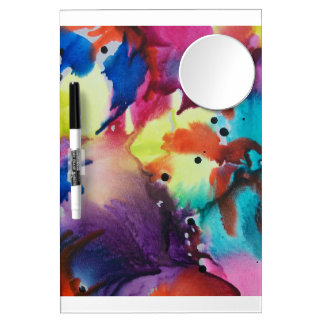 Changing Seasons Dry Erase Board With Mirror
