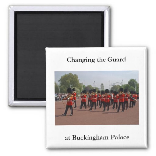 Changing the Guard Magnet