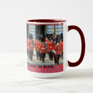 Changing the guard mug