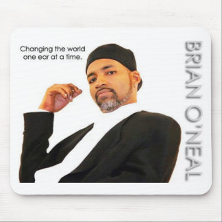 Changing The World Mousepad