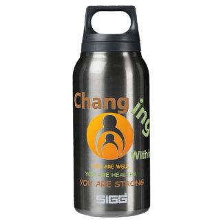 Changing Within Aluminum 32 oz Thermos Bottle