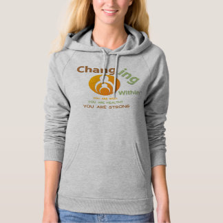 Changing Within Fleece Pullover