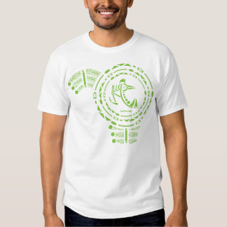 "Changling Nic Custer MykeyMadeit ""Meta-glyphics Vo Tee Shirt"