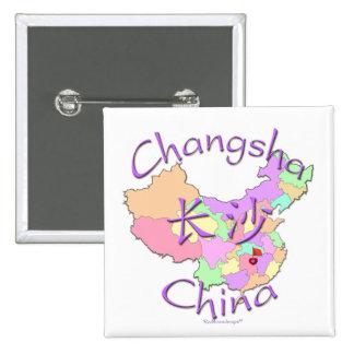 Changsha China Pinback Button