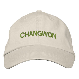 Changwon Cap
