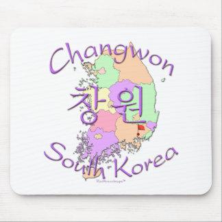 Changwon South Korea Mouse Pad