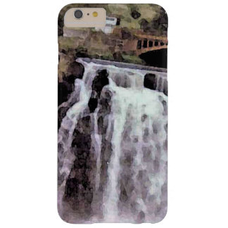 Chania Falls,  Africa Barely There iPhone 6 Plus Case