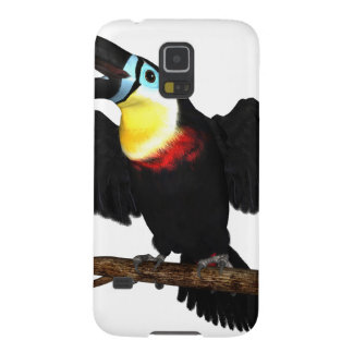 Channel-Billed Toucan Cases For Galaxy S5