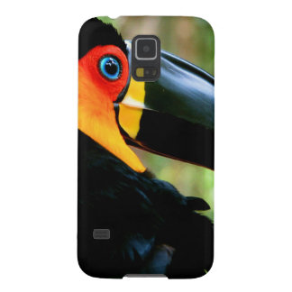 Channel-billed Toucan. Galaxy S5 Cases