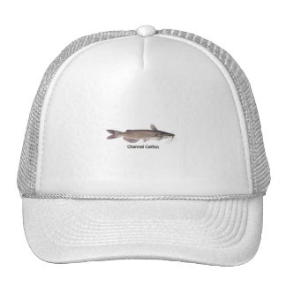 Channel Catfish (titled) Trucker Hat