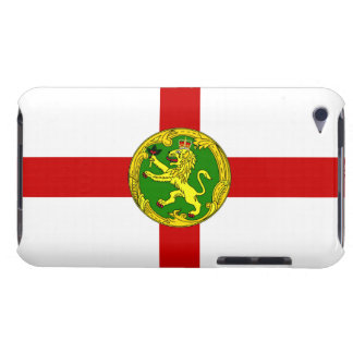 Channel Islands - Alderney Flag iPod Touch Case