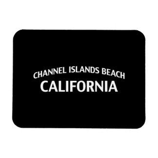 Channel Islands Beach California Magnet