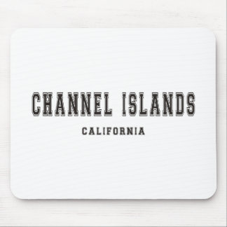 Channel Islands California Mouse Pad