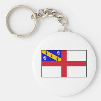 Channel Islands - Herm Flag Keychains