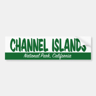 Channel Islands National Park Bumper Stickers