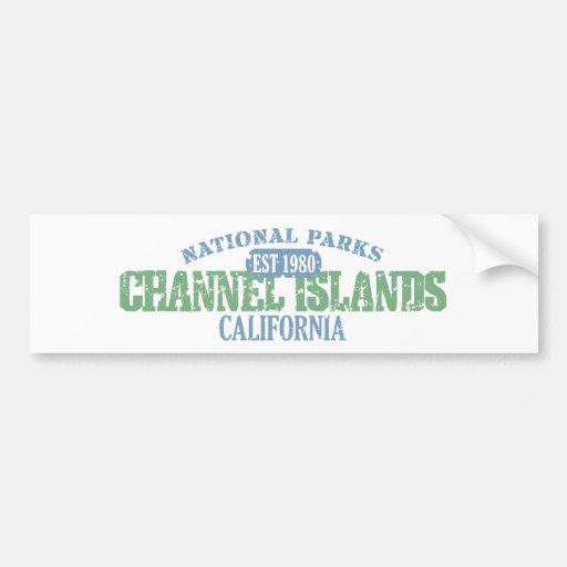 Channel Islands National Park Car Bumper Sticker