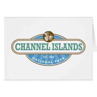 Channel Islands National Park Card