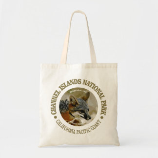 Channel Islands National Park (fox) Tote Bag