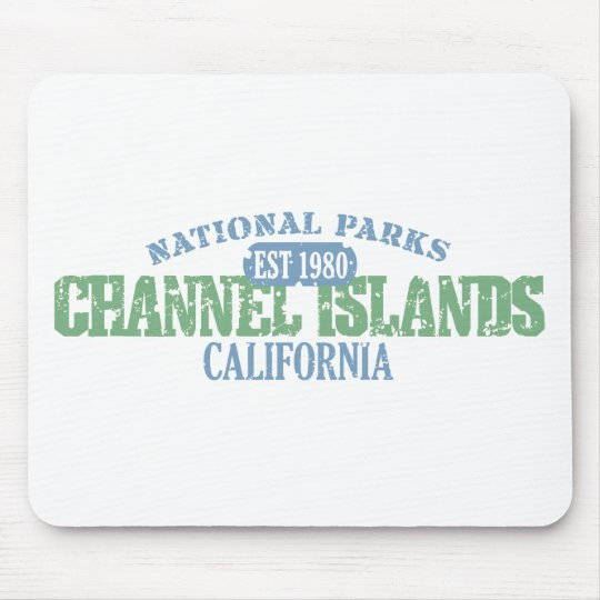 Channel Islands National Park Mouse Pad