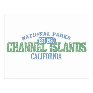 Channel Islands National Park Postcards