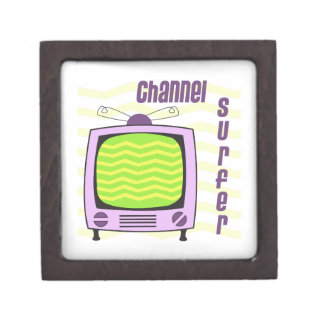 Channel Surfer Premium Jewelry Boxes