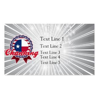 Channing, TX Tarjetas De Negocios