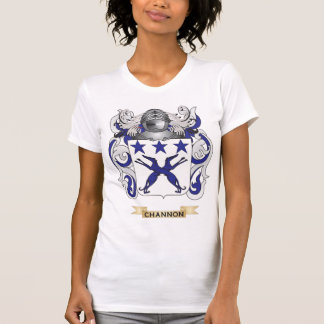 Channon Coat of Arms T Shirts