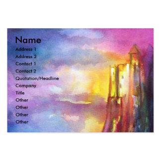 CHANSON DE ROLAND BUSINESS CARD TEMPLATES