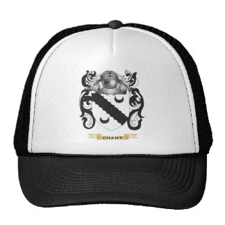 Chant Coat of Arms Hats