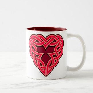 Chante Heartknot Mug - Customized