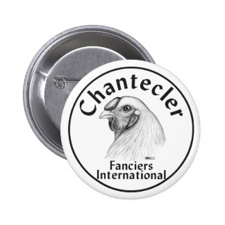 Chantecler Fanciers Logo Button