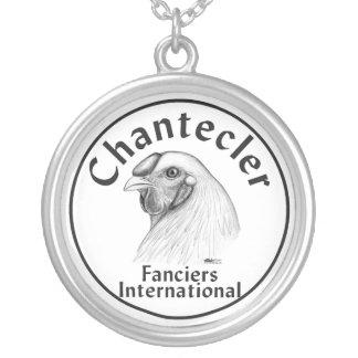 Chantecler Fanciers Logo Custom Jewelry