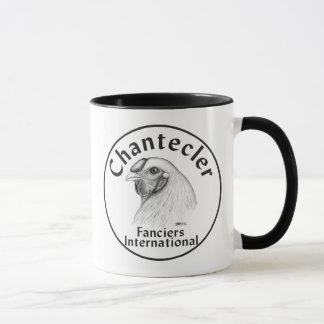 Chantecler Fanciers Logo Mug