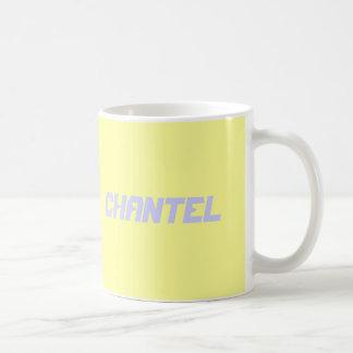 Chantel Taza De Café